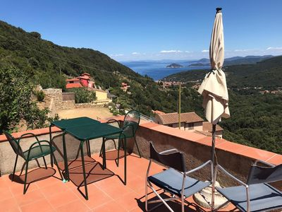 Photo for Marciana, Elba in the country!