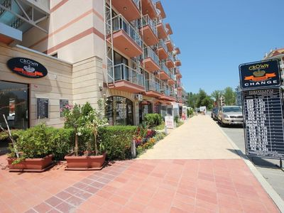 Photo for Holiday apartment Sunny Beach for 1 - 3 persons - Holiday apartment