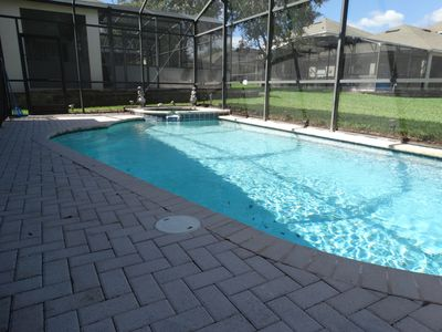 Photo for 6 BR Windsor Hills PRIVATE POOL HOME Next to Dsiney World!