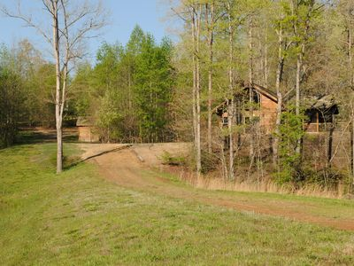 Photo for The River Cabin At Grove River Ranch