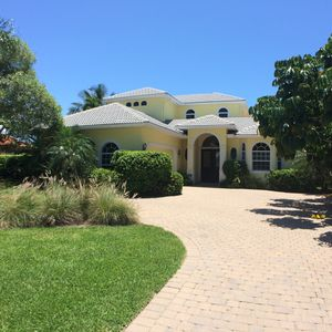 Photo for NEW! Luxurious 4BR/4Ba house, large Pool & Garden by the Naples Beach Hotel !