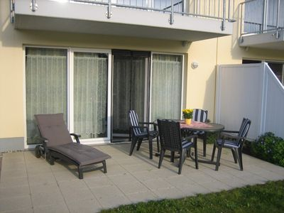 Photo for 2 rooms.-holiday flat w. Terrace - Holiday apartment Igelring 67 EG Stöcker / GM 69831