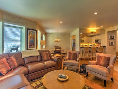 Photo for Luxe Ski-In/Out Beaver Creek Condo w/Pool Access!