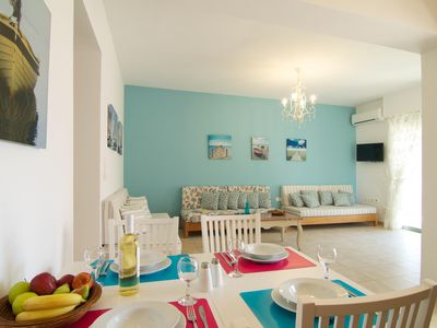 Photo for 1-Bedroom Apartment with Garden View