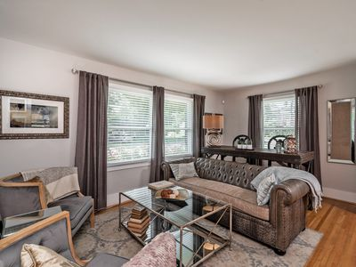Photo for Minutes to Uptown/Charlotte Entire Luxury House - Comfy & Cozy w/ All Amenities