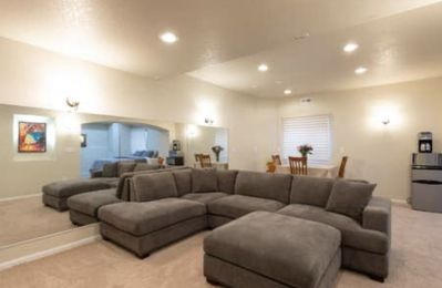 Photo for Private 2 Bed 2 Bath + Spacious Basement + Garage Parking + 8 miles to DIA