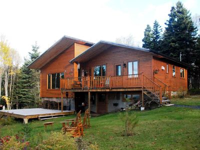 Photo for Amazing Quebec Cabin