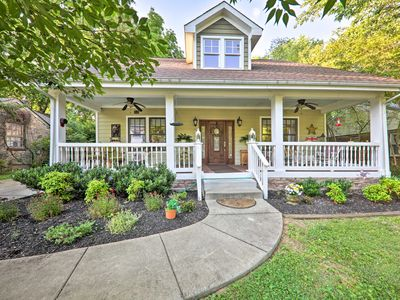 Photo for NEW! House in Franklin - Walk to Main St & Museums