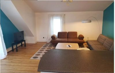 Photo for Sunny two bedroom top unit, free parking on-site