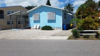 Photo for FT MYERS BEACH RENTAL /3night WEEKLY- MTHY NICE 2 BEDRM UNIT ONE BLOCK FRM BEACH