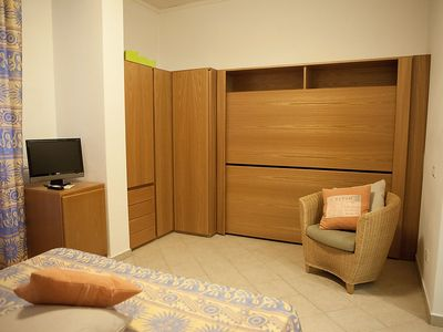 Photo for Apartment 1.3 km from the center of Cecina with Parking, Internet, Pool, Balcony (680493)
