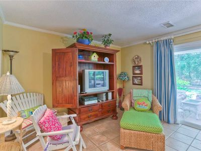 Photo for Condominium perfect for families! Located in the Village Area. Pool, Tennis, Fitness!