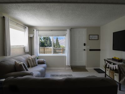 Photo for Spacious, Clean, Downstairs Basement Suite