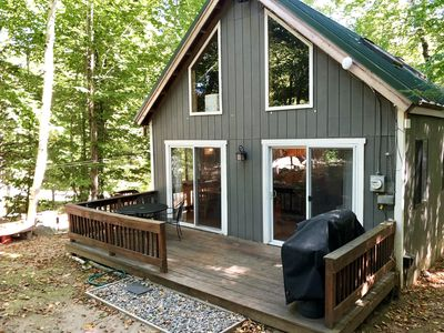 Photo for Cute Frye Island Cottage! AIR CONDITIONED & BOAT SLIP AVAILABLE!