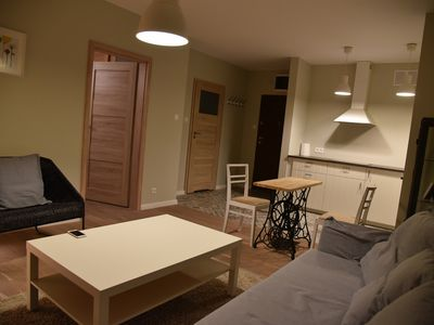Photo for Modern Apartment in the Centre of Łódź with WiFi, smart TV and Netflix.