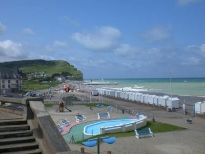 Photo for Sea views and Normandy countryside cheap