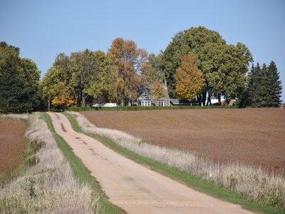 Photo for NEW LISTING! Beautiful Farmhouse on 115 Acres—Rare and Stunning!