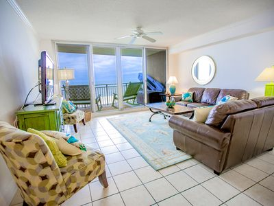 Photo for Got VITAMIN SEA? 2nd Floor & VERY near Pier Park, 4 FREE BEACH CHAIRS, 2 POOLS!!