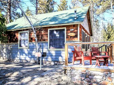 Photo for Country house 542 m from the center of Big Bear Lake with Parking, Internet (983521)