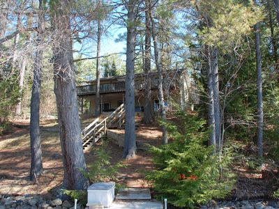 Photo for Lakefront 4br, 2ba, Four season retreat