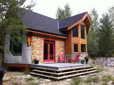 Photo for Cordwood Chalet - Golden, British Columbia