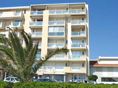 Photo for Apartment in Canet-en-Roussillon with Internet, Lift, Terrace, Washing machine (96509)