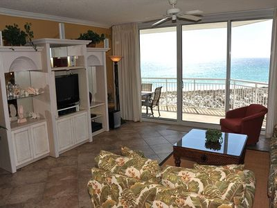 Photo for Eclectic Beach Front Condo ~ Exciting Resort Amenities ~ Great Family Getaway!