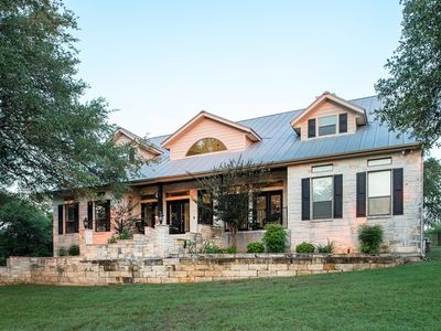 Photo for NEW LISTING! - Updated Home & Cottage Between Gruene & Canyon Lake on 2 acres