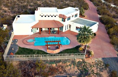 Photo for Sleeps 18, Private pool, (Near Zions & Sand Hollow)