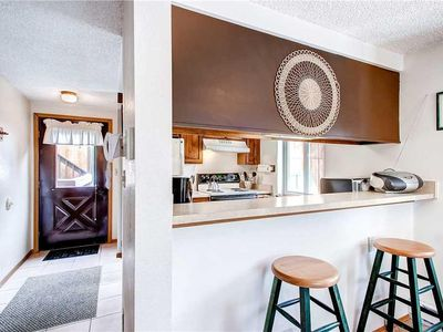 Photo for Charming Condo with Wood Fireplace, near Shuttle Stop and Main Street!