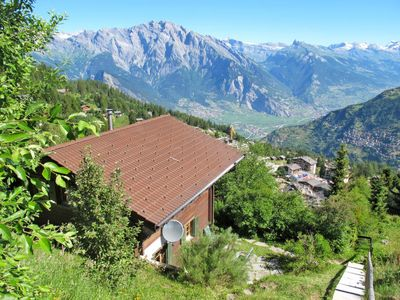 Photo for Vacation home Luca (LTZ303) in La Tzoumaz - 8 persons, 4 bedrooms