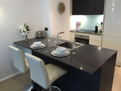 Photo for *LUXURY APARTMENT* with PRIVATE PARKING LONDON- HEATHROW