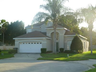 Photo for 5 Bed villa with South-Facing Pool Kissimmee Disney, Universal, Seaworld & Parks