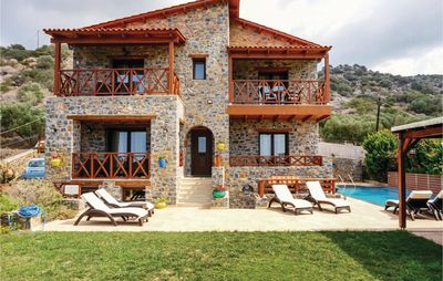 Photo for 5 bedroom accommodation in Milatos