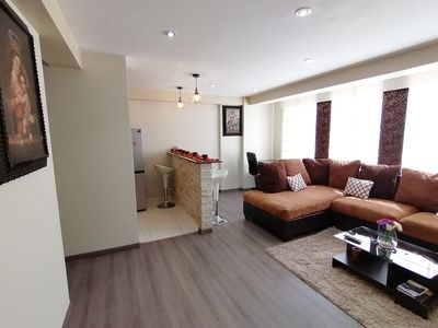 Photo for YONED'S APARTAMENT, 3 bedroom apartment, Central