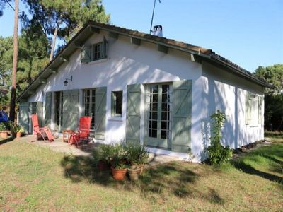 Photo for Villa Biscarrosse Plage, 3 bedrooms, 8 persons
