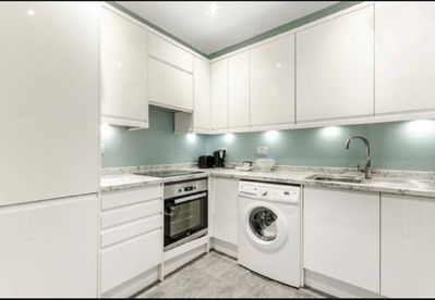 Recently refurbished kitchen fully equipped