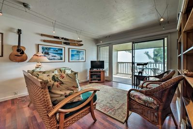 This recently remodeled interior features 1 bedroom and 1 bathroom.