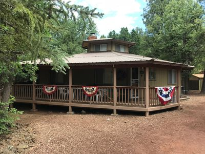 Photo for Pinetop Cabin Vacation Rental