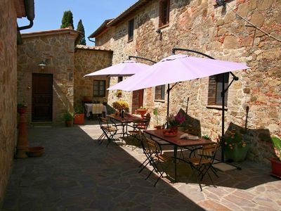 Photo for 2BR Farmhouse Vacation Rental in PIENZA