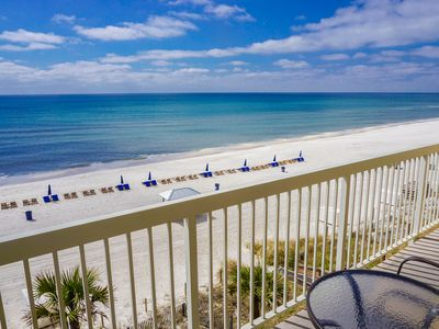 Photo for UNIT 304. OPEN 5/6-10 NOW ONLY $750 TOTAL! HEATED POOL! CLOSE TO PIER PARK!
