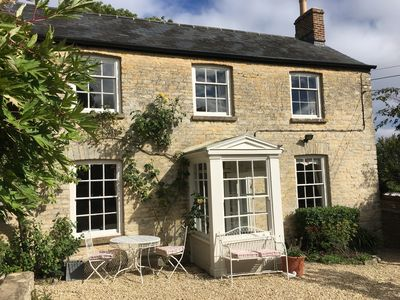Photo for Pretty Cotswold Cottage near Woodstock and Blenheim Palace  *New to HomeAway*