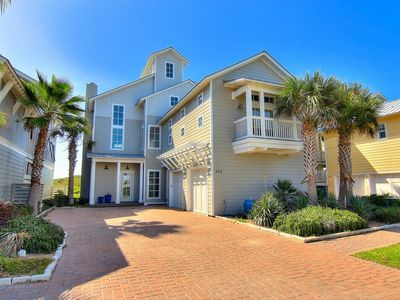 Photo for Watch the waves from your balcony in this gulf front stunner!