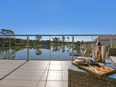 Photo for Cypress 23 Suite - Stunning lagoon and Lake Mulwala Views