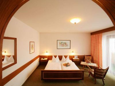 Photo for Double room ON with shower od. Bathroom, WC - Hauserhof, Pension