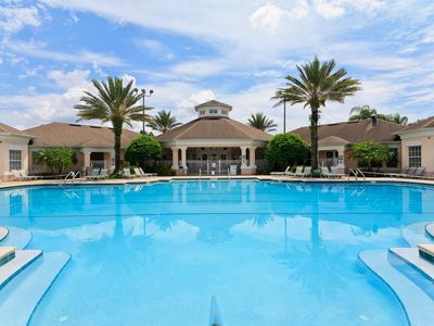 Photo for Stunning 3 Bedroom Apartment Windsor Palms 2304