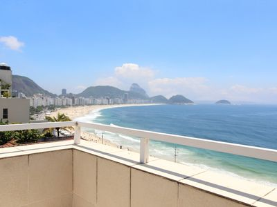 Photo for F27 CaviRio – Penthouse with private pool in Copacabana