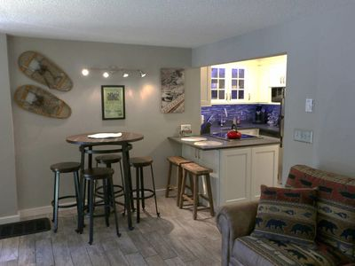 Photo for Beautifully renovated and ultra clean Killington Vermont Ski Condo