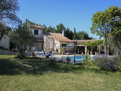 Photo for charming villa in peace with view
