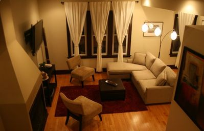 Photo for Great Location!! Roscoe Village Close to Downtown & El